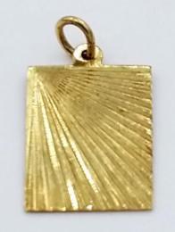 Yellow Gold Pendant / Charm